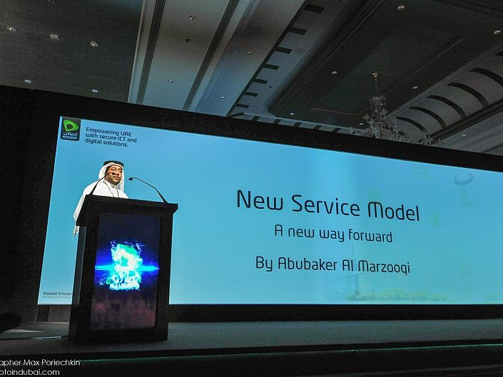 Etisalat Government Workshop - Abu Dhabi