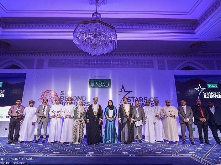 NBAD SME Beyond Borders Summit - Oman Chapter